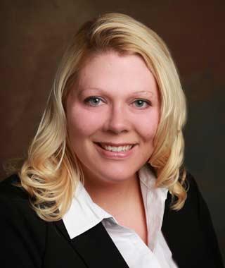 Amanda Engstrom, President