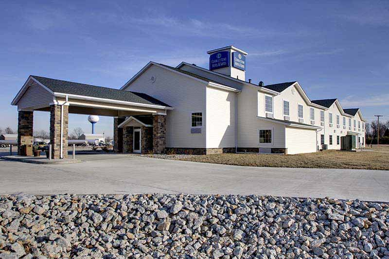 Newton Illinois Cobblestone Hotel Suites
