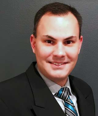 Jeremy J. Murray, Regional Manager
