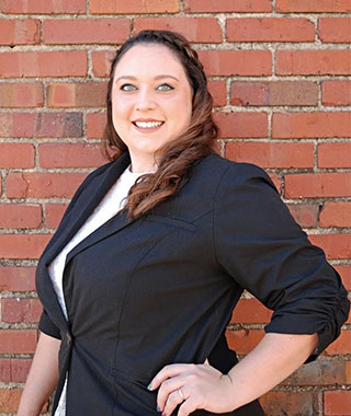 Kayla Lufkin, Property Support Manager