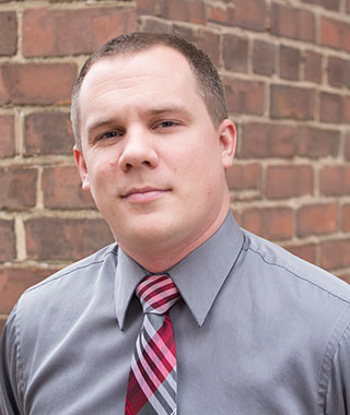 Eric Anderson, Property Support Manager