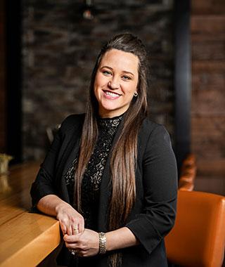 Heidi Shervey, Regional Manager